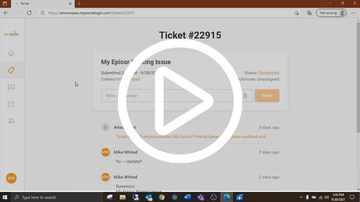 Enquire Review Ticket Details-1